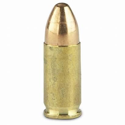 Gun 9mm Fmj Magtech Ammo Handgun Rounds