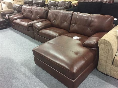 Scs Settee by Endurance Leather Scs Sofas Brand New In East Kilbride