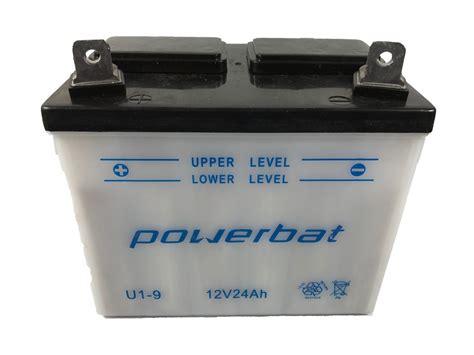 battery    ah powerbat   akumulatory motocycle