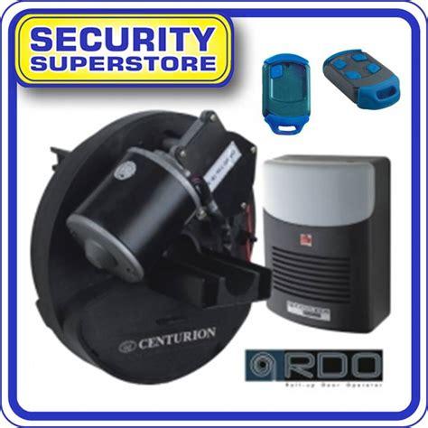 Centurion Roll Up Garage Door Motor rdo roll up garage door motor kit centurion security