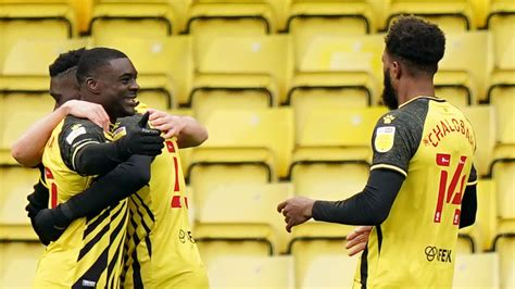 Watford 6-0 Bristol City: Clinical Hornets romp to victory ...