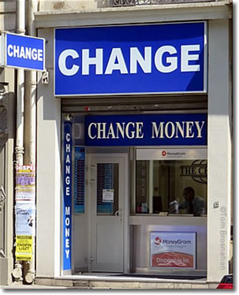 bureau change fr exchange rates avoiding airport exchange ripoffs