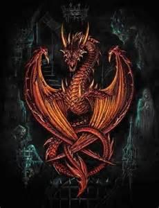 Norse Viking Dragon Tattoos