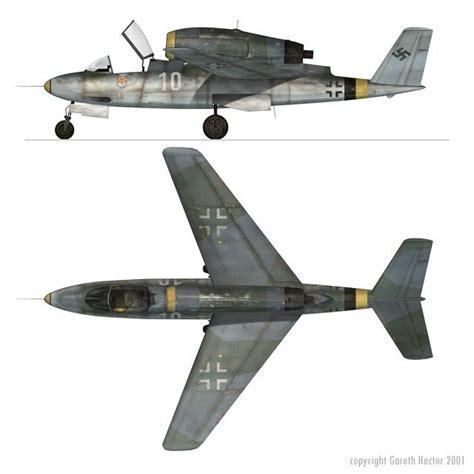 64 Best Heinkel He 162 Salamander Images On Pinterest