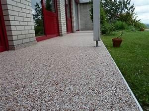 Sonnenrollo Für Terrasse : steinteppich f r ihre terrasse fugenlos frostsicher und leicht zu reinigen naturstein ~ Orissabook.com Haus und Dekorationen