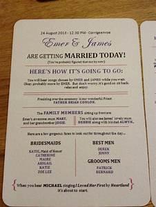 29 images of catholic wedding mass booklet template With catholic wedding mass booklet template