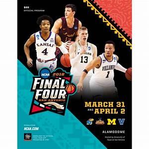 2018 NCAA Division I Men39s Basketball Final Four Program
