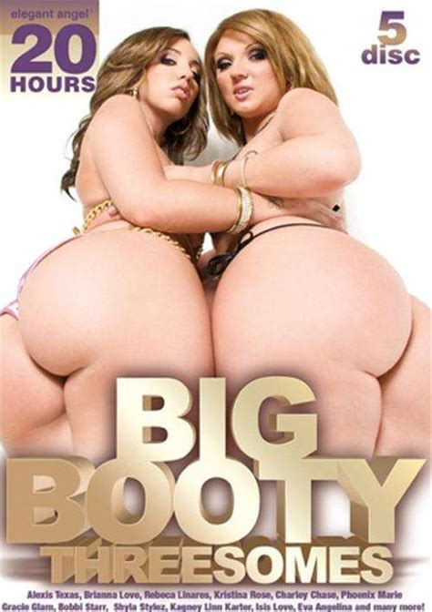 Big Booty Threesomes 2015 Adult Dvd Empire