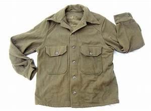 Korean War Wool Field Shirt