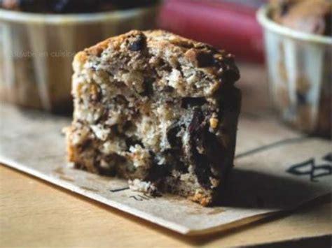 recette de cuisine sans oeuf recettes de muffins aux pépites de chocolat et cuisine