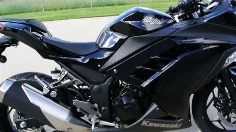 2014 Kawasaki Ninja 300 Abs In Black Overview