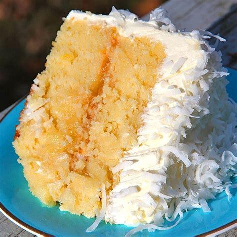 coconut pineapple cake recipe coconut dreams