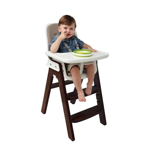Oxo Tot Sprout High Chair Greenwalnut by Sprout High Chair Green Walnut Oxo