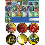 Sheet Icons Awesomenauts Leon Computer Spriters Resource