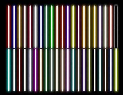 Lightsaber Colors Star Gold Starwars Wars Blade