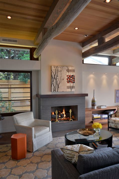 natural stone fireplaces living room farmhouse