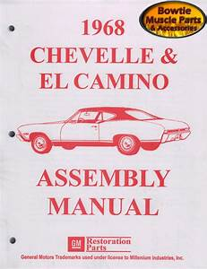 Engine Vacuum Diagram 1968 Chevelle