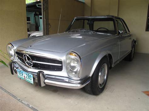 Modifikasi Mercedes Sl Class by Bluesurfer 1969 Mercedes Sl Class Specs Photos