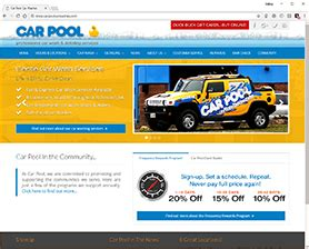 Build A Car Website by Car Wash Websites For The Carwashing Industry