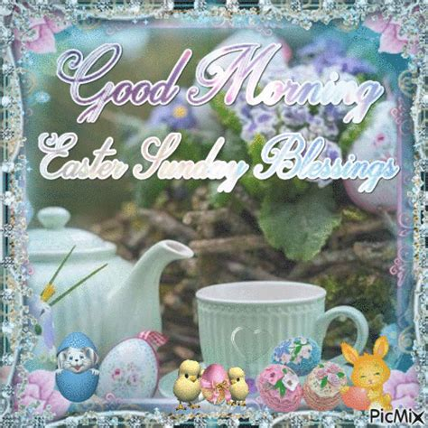 good morning easter sunday blessings pictures