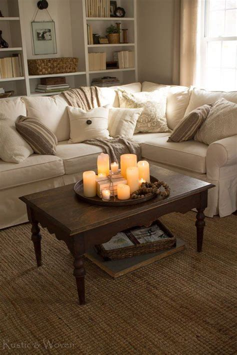 Style Living Room Tables by Four Simple Ways To Style Your Coffee Table