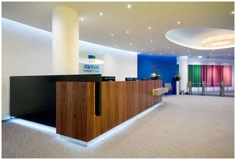 bespoke reception desks bespoke reception desk new feature mf ceiling revised