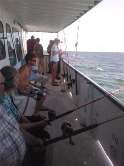 Galveston Party Boats Charters by Must Have Been The Captains Buddies We Were Tied Up Here