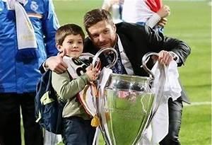 Xabi Alonso 2014 Real Madrid