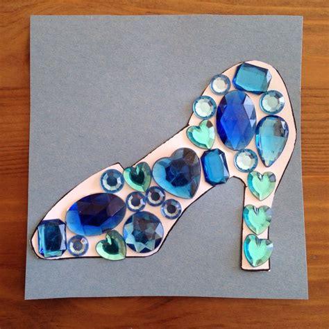 cinderella s glass slipper craft princess craft 177 | 2743ed1b48e48ddcdfd89c2a4e6ff0b9