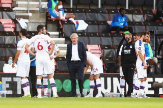 Roy Hodgson aiming higher than top 10 finish after Palace ...