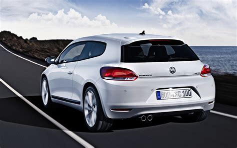 vw scirocco local range  expand   generation