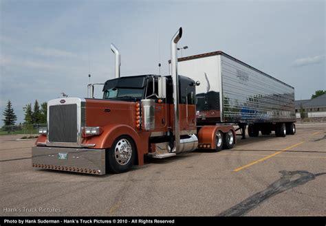 peterbilt and kenworth custom big trucks custom semi 2010 semi trucks big rigs