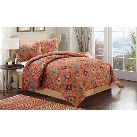 Aztec Comforter Set by Suite Aztec Comforter Set 4 Save 50