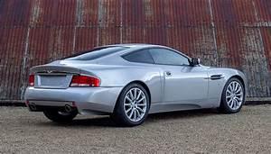 Sold - 2004 Aston Martin Vanquish V12