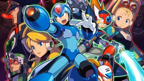 Mega Man X Legacy Collections X Challenge Mode Trailer