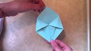 Comment Faire Une Boite En Origami : faire une boite en toile en origami boite en forme d toile en papier ~ Dallasstarsshop.com Idées de Décoration