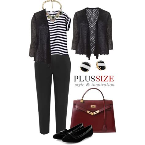 Most Popular Plus Size Work Outfits For Women Over 50 2018 | Style Debates