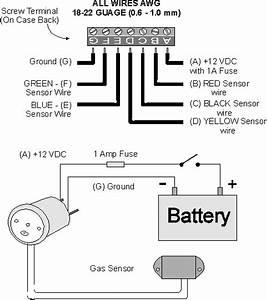Cruzpro Gd25 Lpg Gas Vapor Detector And Gasoline    Petrol