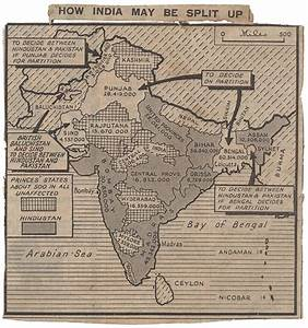 Map of possible partition - The National Archives