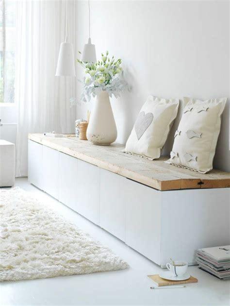 meuble de cuisine le bon coin le banc de rangement un meuble fonctionnel qui personnalise le décor archzine fr
