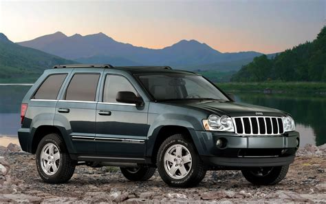 2005-2010 Jeep Grand Cherokee Photo & Image Gallery