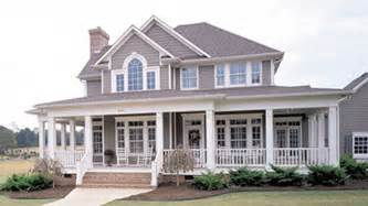 farmhouse plans with porches home plans with porches home designs with porches from