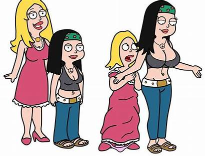 Age Transformation Expansion Breast American Dad Animation