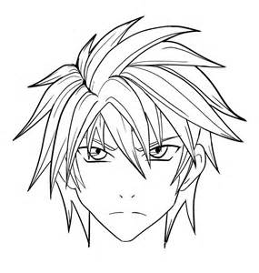 Drawing Manga Anime Character