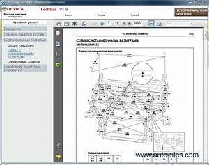 Toyota Rav4 Aca30  Ala30  Repair Manuals Download  Wiring