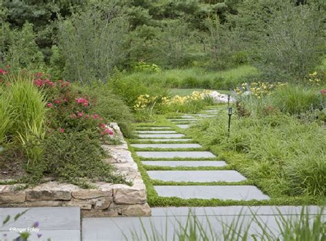 oehme van sweden landscape architects contemporary design newport rhode island exterior