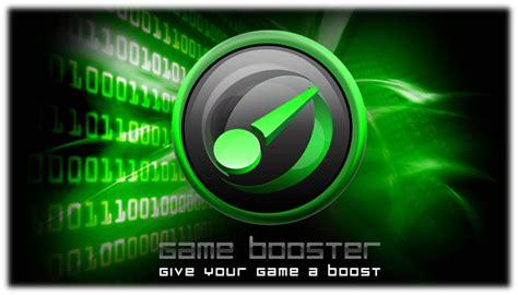 game booster programs  speeding   pc
