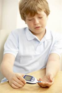 Teen with diabetes type 1