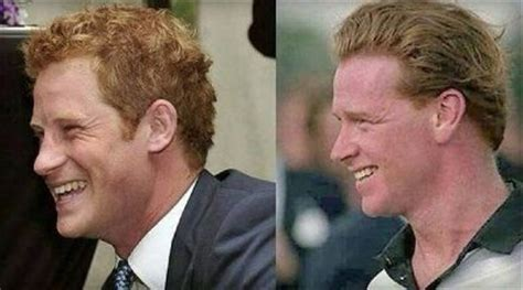 Everyone needs a hug every now and then, he told robin roberts on abc news. Could James Hewitt Be Prince Harry's Father? - The Frisky