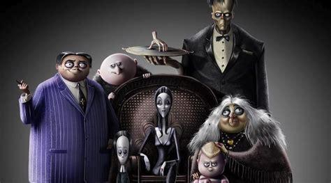 familia addams saiu  primeiro trailer  longa